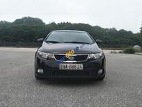 Cần bán lại xe Kia Forte AT sản xuất năm 2011, màu đen còn mới, 410 triệu