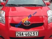 Cần bán Toyota Yaris 1.5 AT 2011, màu đỏ