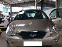 Bán ô tô Kia Carens S 2.0MT sản xuất năm 2015, màu vàng, giá 456tr