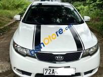 Cần bán Kia Forte EX sản xuất 2010, màu trắng, 390 triệu