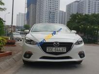 Bán Mazda 3 1.5L AT sản xuất năm 2016, màu trắng, nhập khẩu số tự động, 635 triệu