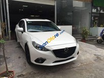 Bán ô tô Mazda 3 1.5L sản xuất năm 2016, màu trắng