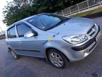 Bán xe Hyundai Getz nhập khẩu, sản xuất năm 2008, màu bạc, số tự động