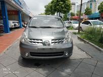 Cần bán gấp Nissan Grand Livina 2011, màu xám, 335 triệu