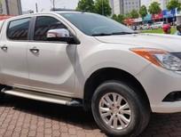 Cần bán lại xe Mazda BT-50 Pick Up 2.2L 2015, màu trắng, nhập khẩu giá cạnh tranh