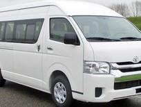 Bán Toyota Hiace 3.0L 2018 nhập khẩu nguyên chiếc, khuyến mại hấp dẫn, hỗ trợ vay tới 90%, liên hệ 0947 47 6333