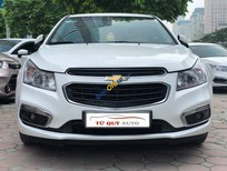 Cần bán xe Chevrolet Cruze LTZ 1.8AT sản xuất năm 2015, màu trắng số tự động, giá chỉ 505 triệu