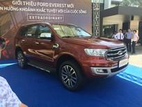 Bán Ford Everest phiên bản 2020 hoàn toàn mới