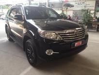 Cần bán xe Toyota Fortuner 2.7V 2015, số tự động, đi 77.000km, đảm bảo chất lượng, giá thương lượng