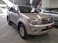 Xe Toyota Fortuner 2.7V 2011, đi 82.000km, giá thương lượng đảm bảo chất lượng