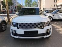 Bán xe LandRover Range Rover Autobiography LWB 2019, màu trắng, nhập khẩu nguyên chiếc