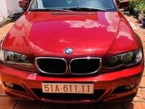 Bán BMW 3 Series 318i đời 2005, màu đỏ, 310tr