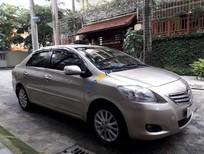 Cần bán xe Toyota Vios 1.5E sản xuất năm 2009, màu đen chính chủ HN