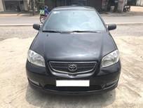Cần bán Toyota Vios G 2005, màu đen
