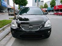 Cần bán xe Kia Carens 2010, màu đen, giá 299tr