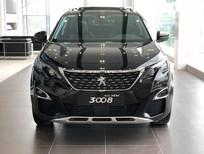 Bán ô tô Peugeot 3008 sản xuất năm 2019, có xe giao ngay tặng 01 năm bảo hiểm thân vỏ