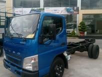 Xe tải Mitsubishi Canter, Fuso Canter 4.99- 2T1, chạy nội thành, mới 2018