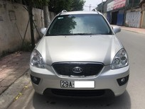 Cần bán xe Kia Carens sản xuất 2011, màu bạc xe gia đình, 389tr