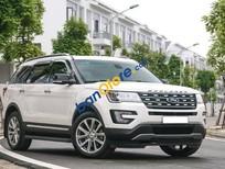 Cần bán xe Ford Explorer bản 2017, màu trắng, xe nhập