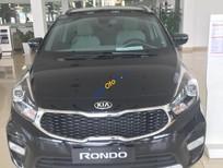 Cần bán xe Kia Rondo 2.0 DAT sản xuất năm 2018, màu đen, giá 779tr