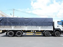 Xe tải Isuzu 4 chân 17 tấn 9 đời 2018, xe tải nặng Isuzu giá rẻ