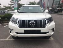 Bán xe Toyota Prado 2.7L VX năm sản xuất 2020, màu trắng, nhập khẩu