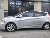 Bán ô tô Hyundai Accent AT 2014, màu bạc, nhập khẩu