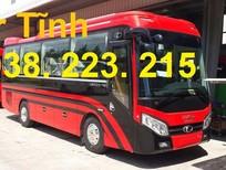 Cần bán Thaco Universe sản xuất 2018, màu đỏ, nhập khẩu Hàn Quốc