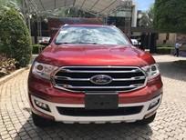 Bán Ford Everest Titanium 2.0 Bi-turbo 2018, nhập khẩu Thái Lan, liên hệ đặt xe ngay