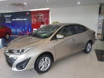 Giá xe Toyota Vios 1.5G CVT 2018 giao xe ngay, hỗ trợ trả góp lãi suất cực thấp. LH ngay 0978835850