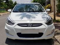Xe Hyundai Accent 2015, màu trắng, nhập khẩu nguyên chiếc, giá 485tr