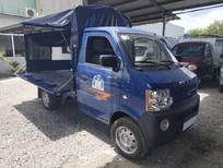 Bán xe tải Dongben lưu động bán hàng thùng cánh dơi