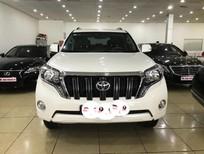 Cần bán lại xe Toyota Prado 2.7 năm 2015, màu trắng, nhập khẩu như mới