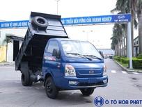 Bán xe tải 1,5 tấn - dưới 2,5 tấn năm 2017, màu xanh lam