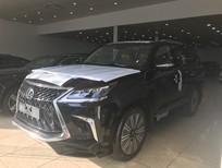 Bán Lexus LX 570 Super Sport năm 2018, màu đen, nhập khẩu nguyên chiếc
