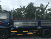 Bán xe tải 2,5 tấn - dưới 5 tấn năm sản xuất 2017, màu xanh lam, xe nhập