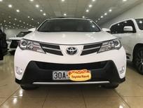 Bán Toyota RAV4 XLE 2.5 sản xuất năm 2014, màu trắng, nhập khẩu chính chủ