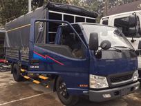 Bán xe tải 2,5 tấn - dưới 5 tấn sản xuất năm 2017, màu xanh lam, nhập khẩu