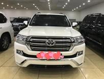 Bán xe Toyota Land Cruiser GX-R ,4.5 năm sản xuất 2016, màu trắng, nhập khẩu