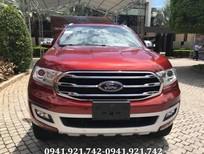 Bán ô tô Ford Everest Titanium 2018, màu đỏ, nhập khẩu giao trong tháng 9 LH:0941921742