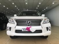 Bán Lexus LX 570 năm 2014, màu trắng, nhập khẩu chính chủ