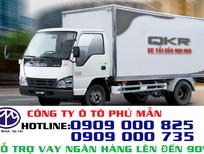 Xe tải Isuzu 1.9 tấn thùng dài 4m5- Isuzu 2T- Giá xe tải Isuzu
