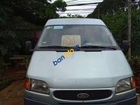 Cần bán lại xe Ford Transit đời 2002, máy lạnh tốt, bốn vỏ mới