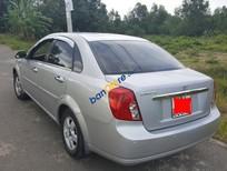 Bán Chevrolet Lacetti EX năm sản xuất 2009, màu bạc