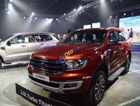 Bán xe Ford Everest Titanium 2018, nhập khẩu, trả góp 90%, lãi suất cố định 36 tháng