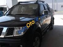 Bán Nissan Navara 2.5 XE 2013, màu đen