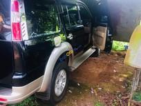 Bán Ford Everest sản xuất 2007, màu đen xe gia đình