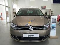 Bán ô tô Volkswagen Sharan 380 TSI năm sản xuất 2017, màu nâu, nhập khẩu