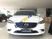 Bán Mazda 6 2.0L năm 2018, màu trắng, nhập khẩu nguyên chiếc