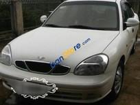 Bán ô tô Daewoo Nubira II năm sản xuất 2001, màu trắng, nhập khẩu
